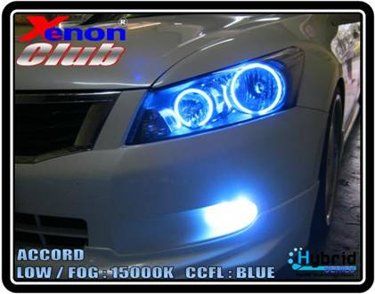 CCFL : HONDA ACCORD G8