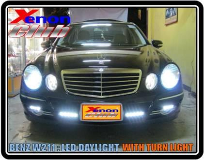 ลูกค้า Xenon Customer โคมดำ มุมส้ม Ccfl Led By Xenon Club