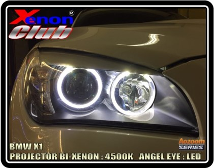 ANGEL EYE LED : BMW X1
