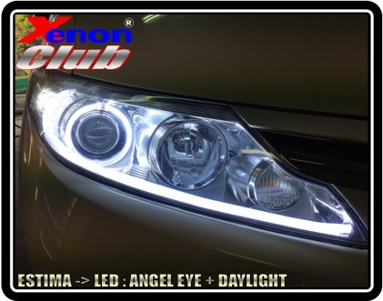 ANGEL EYE LED + DAYLIGHT : ESTIMA