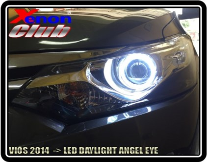 ANGEL EYE LED : VIOS 2013