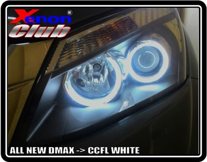 CCFL : ISUZU ALL NEW DMAX