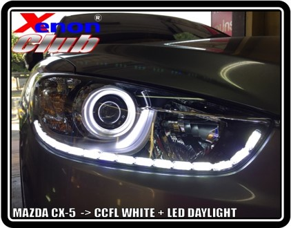 CCFL + DAYLIGHT : MAZDA CX-5