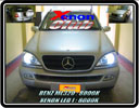 XENON BENZ ML