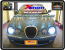 XENON JAGUAR S TYPE