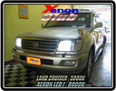 XENON LAND CRUISER