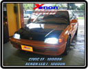 XENON CIVIC EF