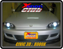 XENON CIVIC 3D